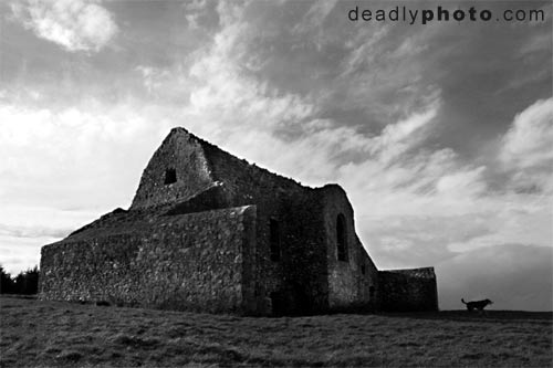The Hellfire Club, Dublin mountains