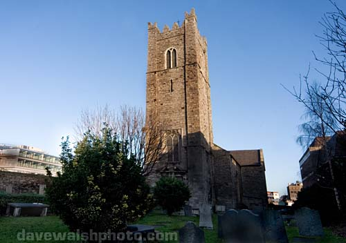 St. Michan's Church, Dublin Ireland