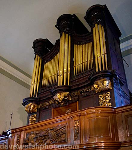 St. Michan's Church organ
