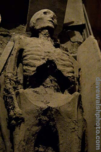 St. Michan's Church and mummies, Dublin Ireland