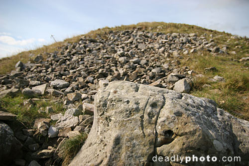 Loughcrew megalithic site, Meath, Ireland